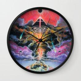 REVELATIONS-APOCALYPSE Wall Clock