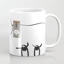Animal Testing - Really people? Coffee Mug