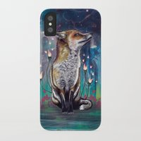 justin timberlake iPhone & iPod Cases featuring There is a Light by Mat Miller