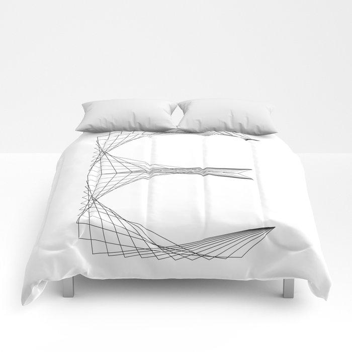 E. Comforters