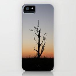 South Australia at dusk iPhone Case