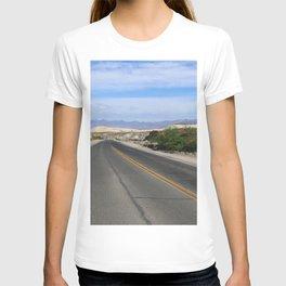 Long Desert Road T-shirt
