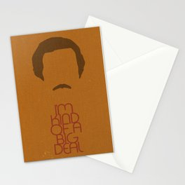 Anchorman Stationery Cards