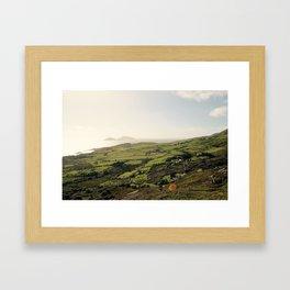 Ring of Kerry Framed Art Print