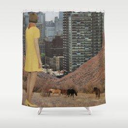 Ladies in Chicago Shower Curtain