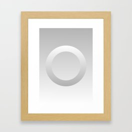 CRCL Framed Art Print