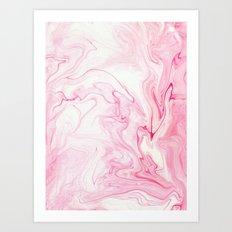 Falesia III Art Print