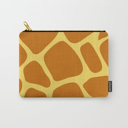 Animal Print Pattern – Giraffe 1 Carry-All Pouch