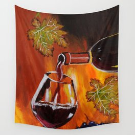 Cheers Wall Tapestry