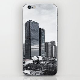 Chicago Lake Michigan View iPhone Skin