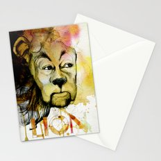Cowardly Stationery Cards