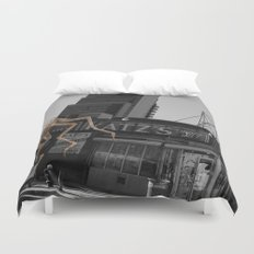 Unseen Monsters of New York - Ucopia Popinjay Duvet Cover