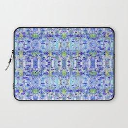 Royal Blue Ikat Laptop Sleeve