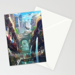 Royal City Escadia  Stationery Cards