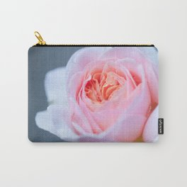 Forever in Love - Pink Rose #1 #decor #art #society6 Carry-All Pouch