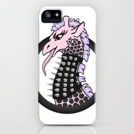 Gira - pastel punk iPhone Case