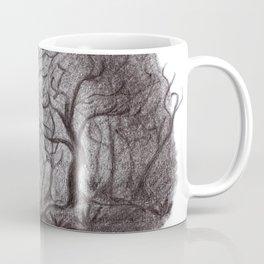 Magic forest. Artwork Coffee Mug