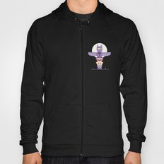 T is for Totem Pole Hoody