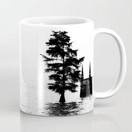 Fir in the water Coffee Mug