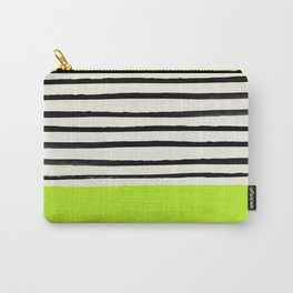 Electric Pineapple x Stripes Carry-All Pouch