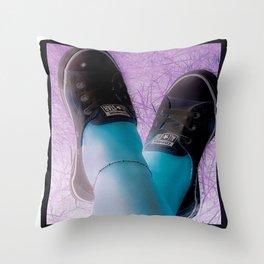 x-starts Throw Pillow