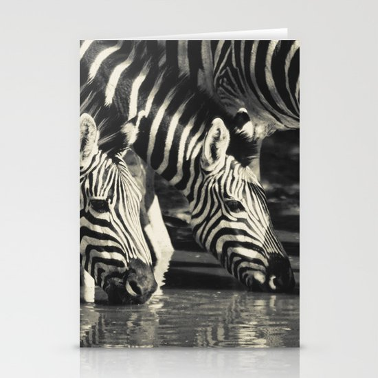 Water Hole Stationery Cards