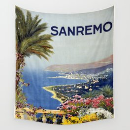 San Remo Wall Tapestry