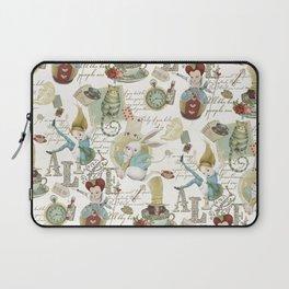 Alice in Wonderland Laptop Sleeve