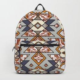 Ethnic pattern I Backpack