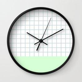 #c5d6d5 Wall Clock