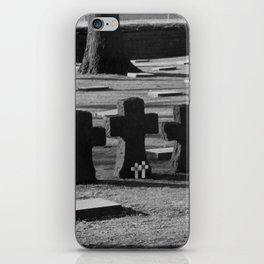 Belgian Memorial iPhone Skin