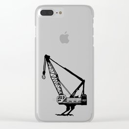 living tap Clear iPhone Case