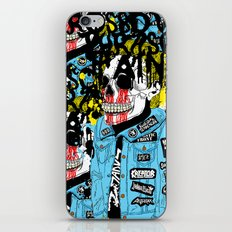 Crossover  iPhone & iPod Skin