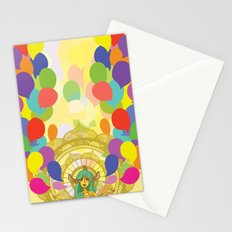 The Words We Speak Stationery Cards