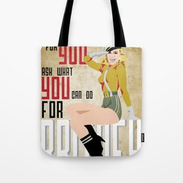Long Live The Queen  Tote Bag