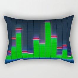 Dat Beat Rectangular Pillow