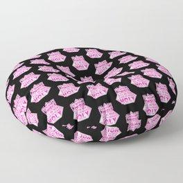 Pink Floor Pillow