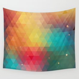 Triangle Arts Wall Tapestry
