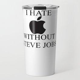 APPLE-STEVE JOBS Travel Mug