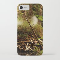 canada iPhone & iPod Cases featuring Canada by Tora Wolff Craft