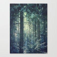 pure magic  Canvas Print