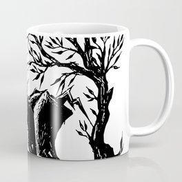 Completely Normal Deer Coffee Mug