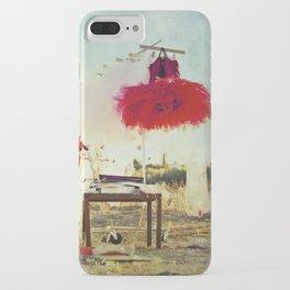 Red Tutu iPhone Case