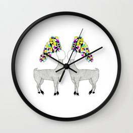 Cervo Wall Clock