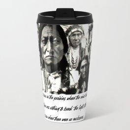 SAND CREEK Travel Mug
