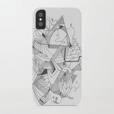 Art of Geometry 2 iPhone X Slim Case