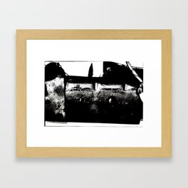 REPAIR / 02 Framed Art Print