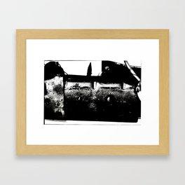REPAIR / 02 Framed Art Print