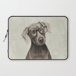 Mr Weimaraner Laptop Sleeve