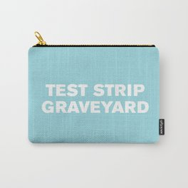 Test Strip Graveyard (Island Paradise) Carry-All Pouch